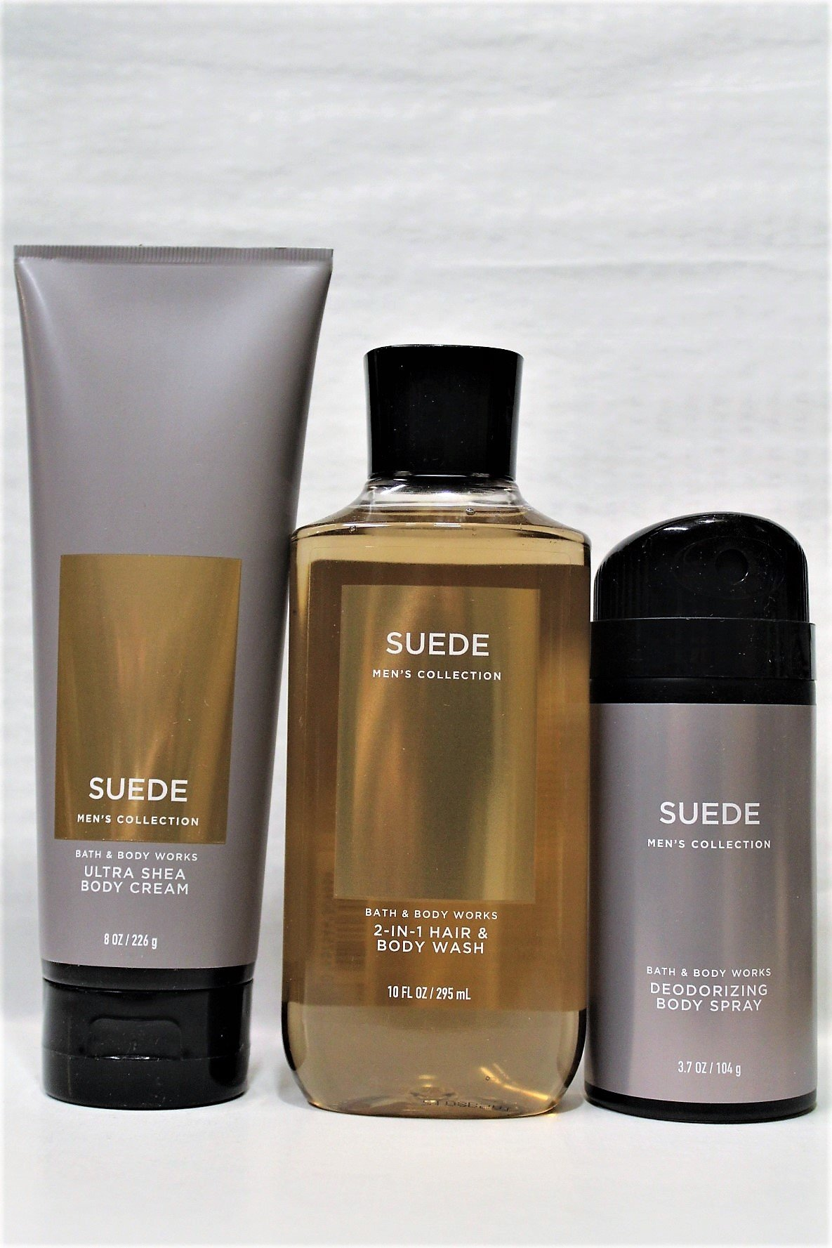 Amazon Com Bath And Body Works Suede Men S Collection 3