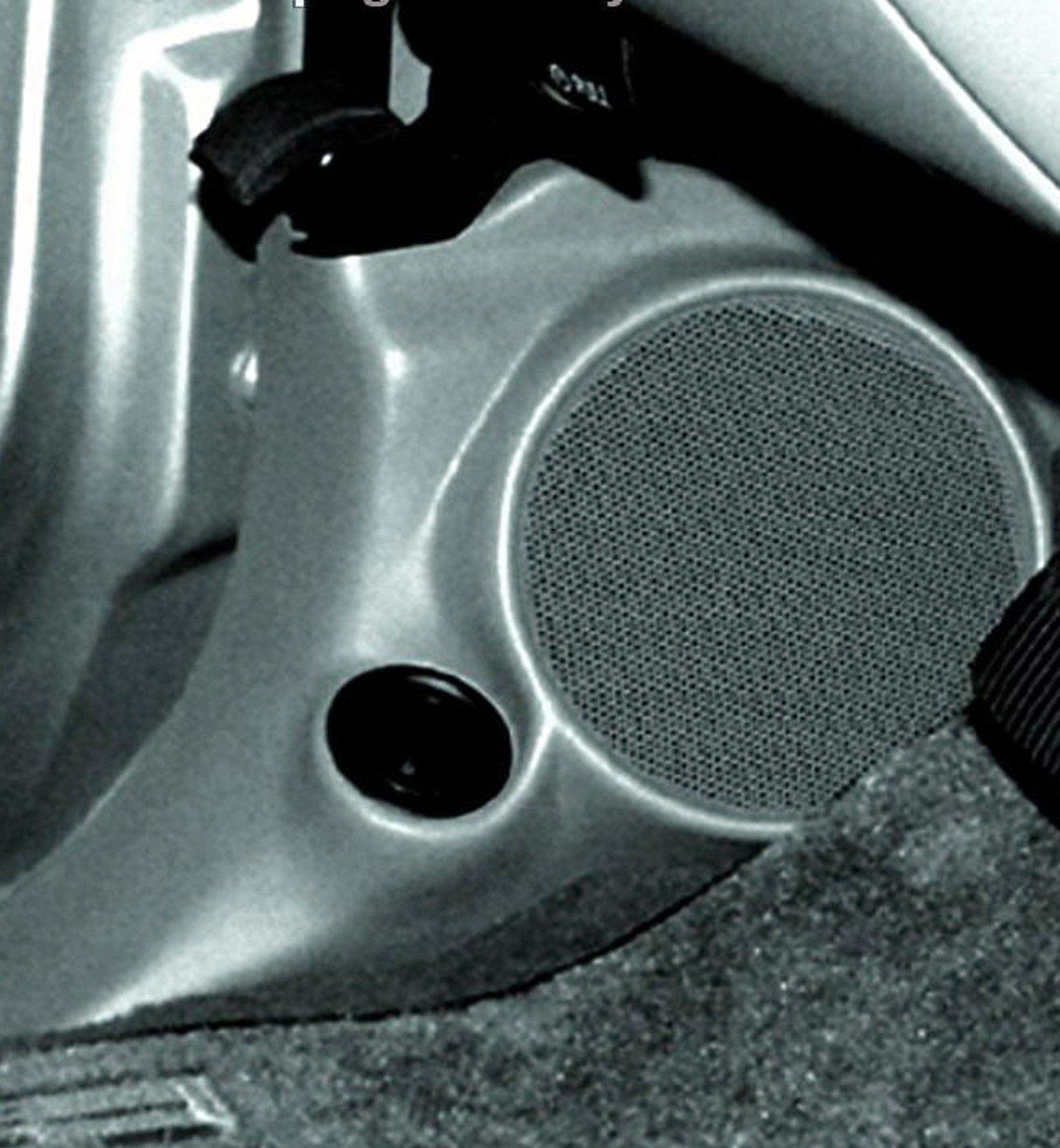 Q Logic Q Forms 6.5'' Kick Panel Component Speaker Enclosures for Ford / Excursion / F250 / F350