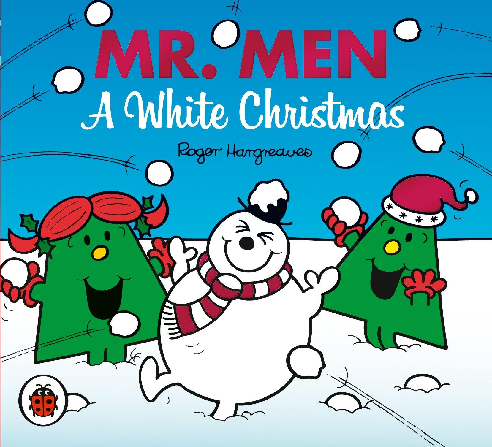 Mr Men - a White Christmas: Roger Hargreaves: 9781409388241: Amazon ...