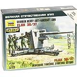 Zvezda - Z6158 - Maquette - Flak 36/37 88MM - Echelle 1:72