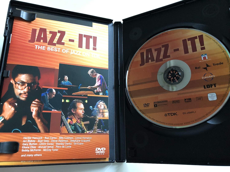 Jazz-It! [Alemania] [DVD]: Amazon.es: Compilation ...
