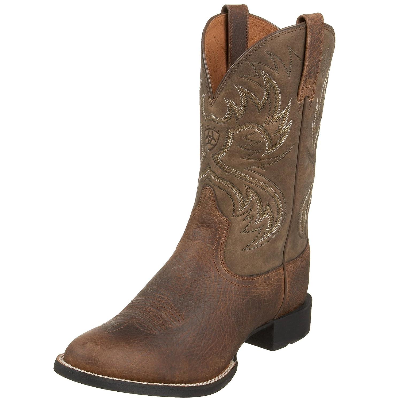 Ariat Men's Heritage Horseman Western Cowboy Boot