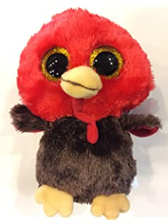 Amazon.com  Ty Beanie Boos - Gobbles the Turkey  Toys   Games afb5a74bdd6