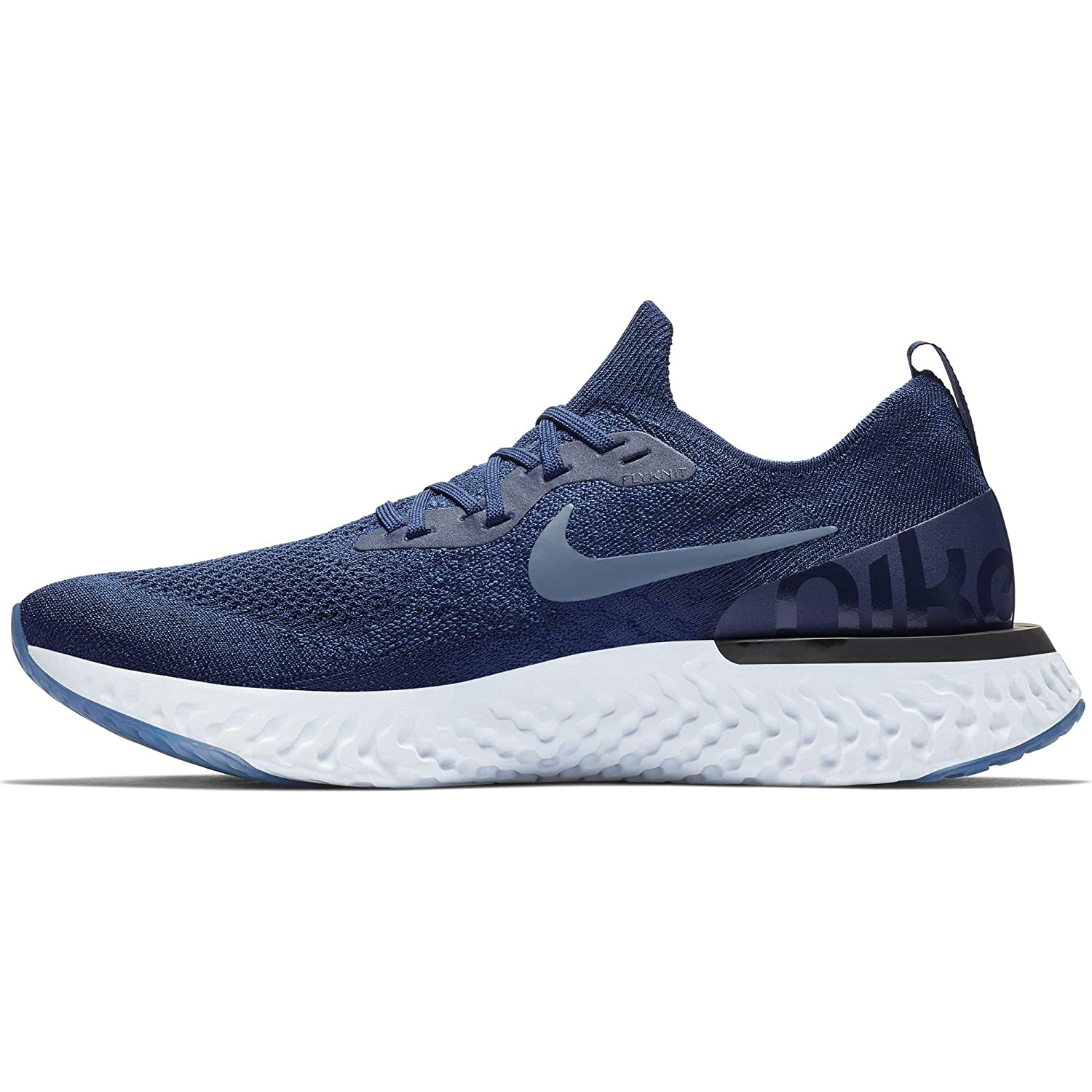 quality design ec898 d4810 Amazon.com   Nike Men s Epic React Flyknit Running Shoe   Road Running