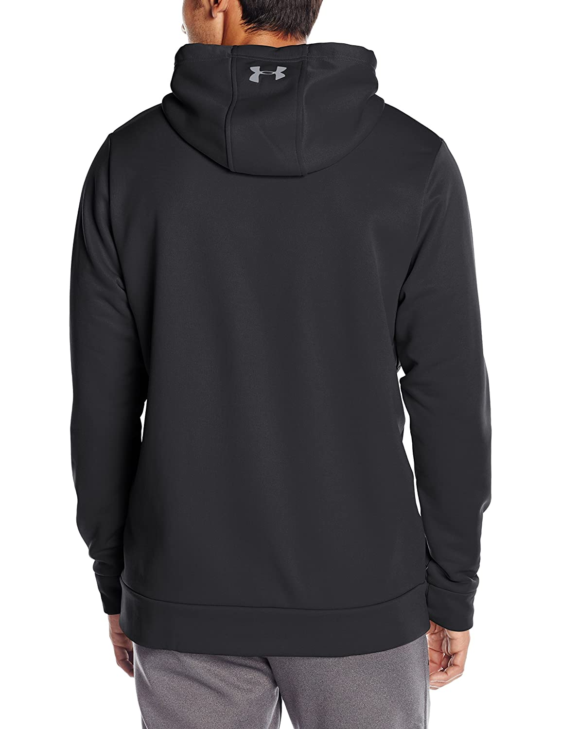 c1bb12412866 Amazon.com  Under Armour Men s Storm Armour Fleece Hoodie  UNDER ARMOUR   Sports   Outdoors
