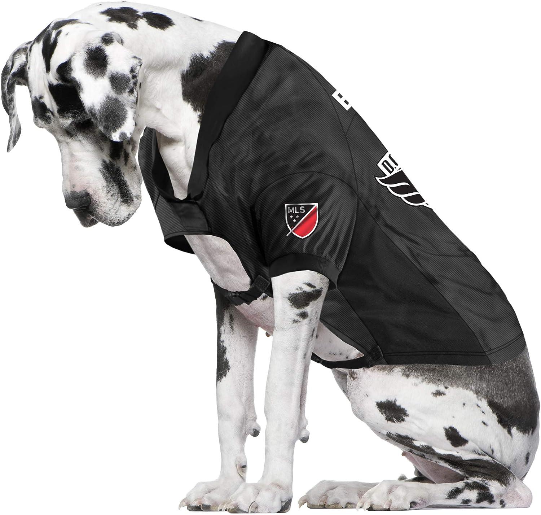 One Size Black Littlearth MLS D.C United Unisex Big Dog Jersey