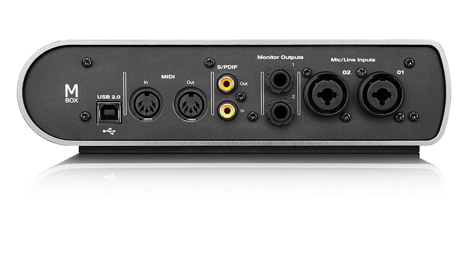 Mbox3 Professional Musical Instruments & Gear Pro Audio Equipment Avid Mbox 3 Pro Firewire Audio Interface