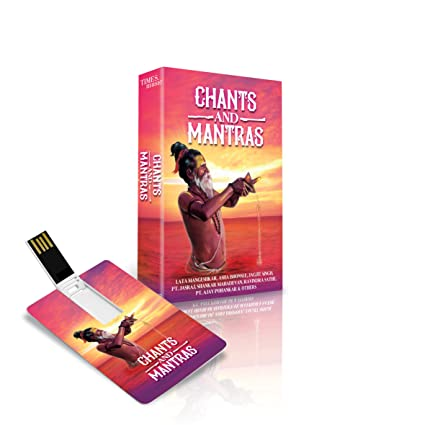 Music Card: Chants And Mantras (320 Kbps MP3 Audio)