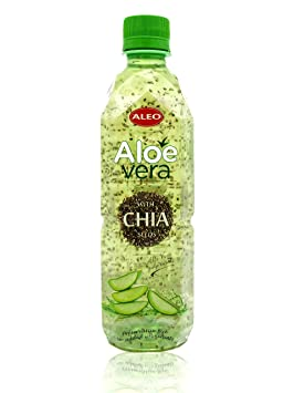 ALEO - Bebida de Aloe Vera con semillas de Chia - Aloe Vera ...