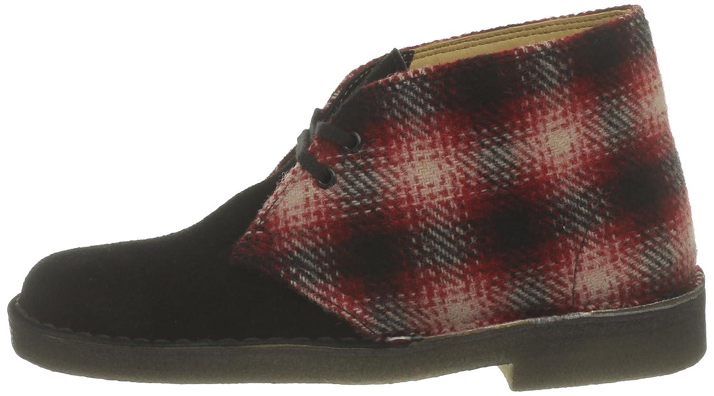 Rouge red Femme Originals Clarks Boot Combi Boots Desert SBU8wq