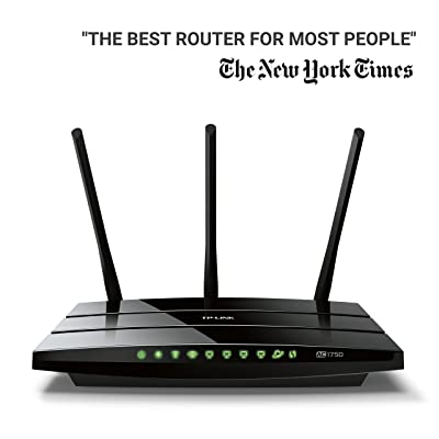 TP-Link AC1750 Wireless Wi-Fi Router