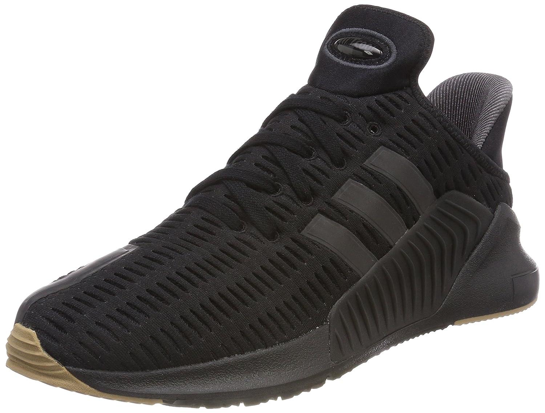 Adidas Climacool 02/17, Zapatillas de Deporte para Hombre 42 EU|Negro (Negbas/Carbon/Gum416 000)