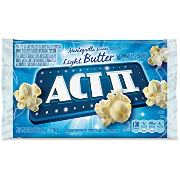 Amazon.com: Conagra Foods 23243 Act II Microwave Popcorn ...