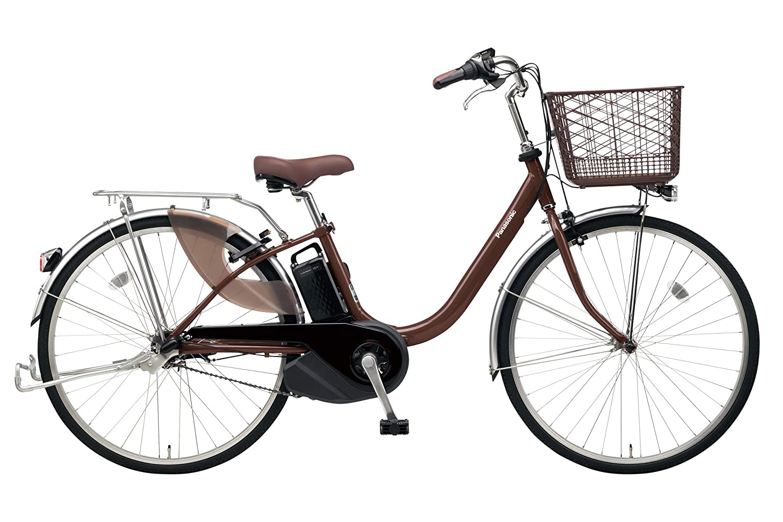 Panasonic(パナソニック) 2019年モデル VIVI(ビビ)L 24インチ BE-ELL43 電動アシスト自転車 専用充電器付 B07K19Q59R  T:チョコブラウン