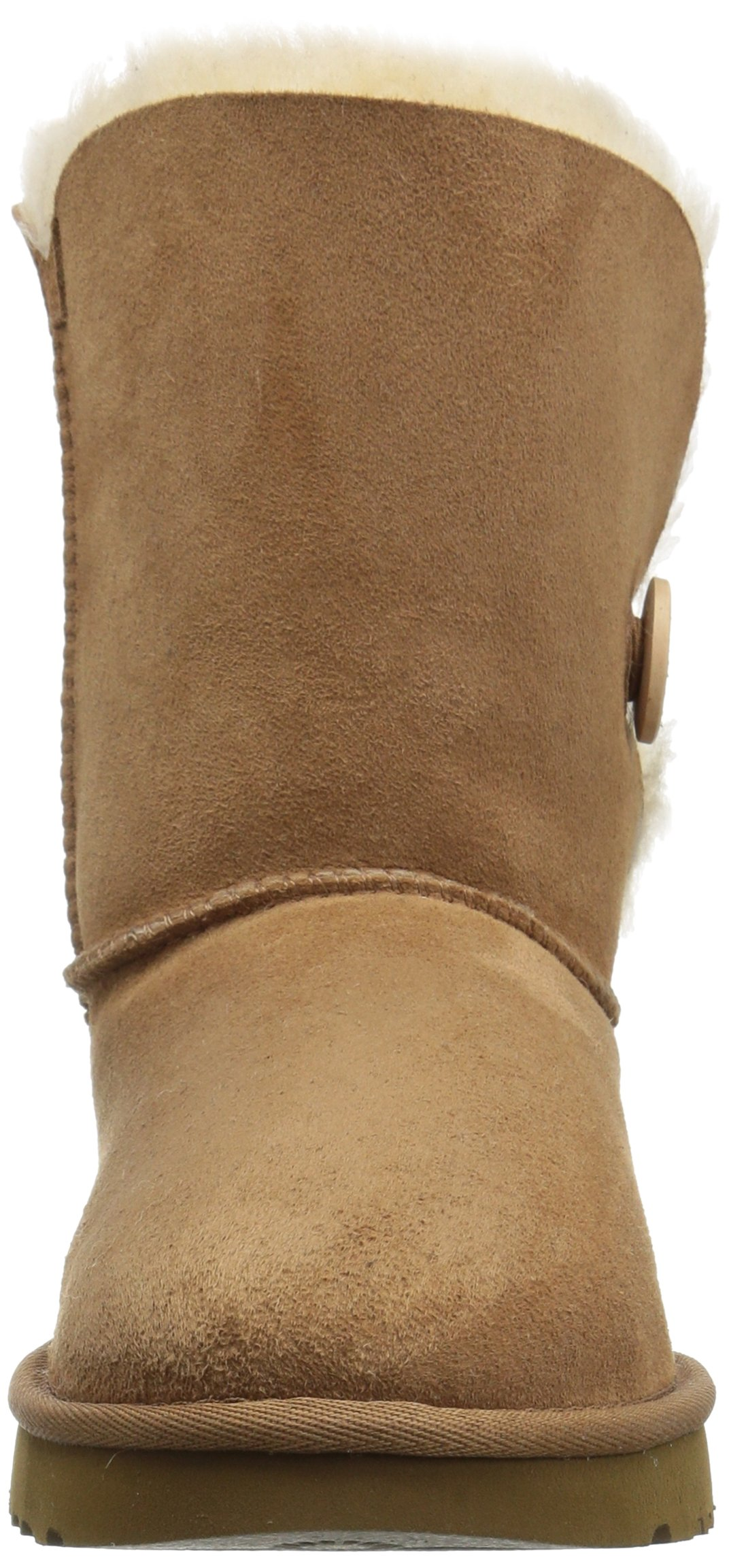 UGG Women's Bailey Button II Winter Boot, Chestnut, 8 B US by UGG (Image #4)