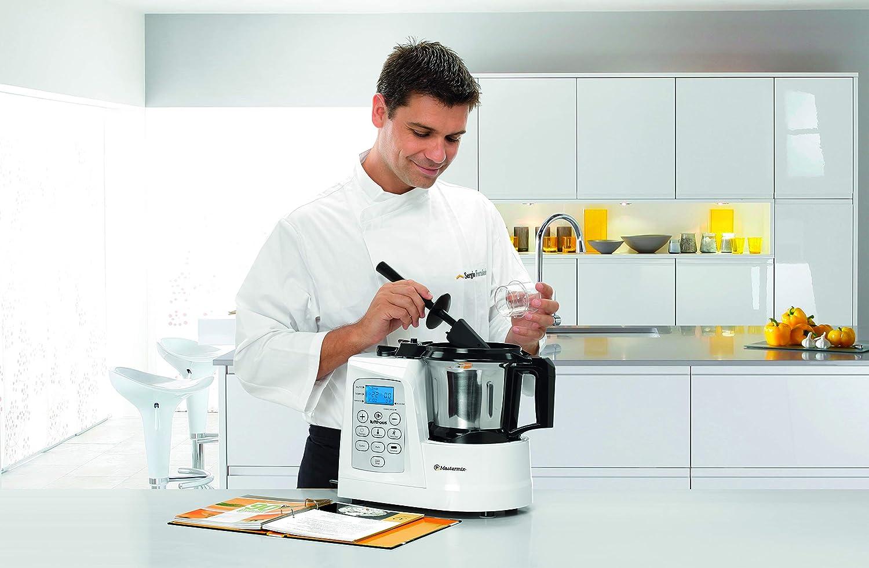 Robot de Cocina Mastermix, Sergio Fernández 995, 00€ + Talonario regalo 10 NOCHES DE HOTEL PARA DOS PERSONAS valorado en 1.000, 00€: Amazon.es