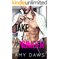 Take A Number: A Fake Dating Romantic Comedy (Wait With Me Book 4) book cover