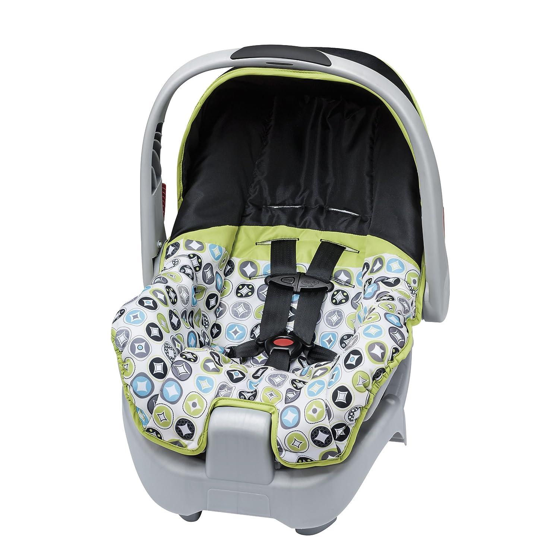 Amazon.com : Evenflo Nurture Infant Car Seat, Covington : Rear ...