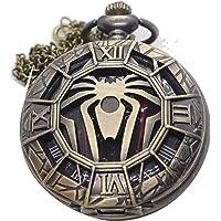 Reloj de bolsillo de peliculas araña