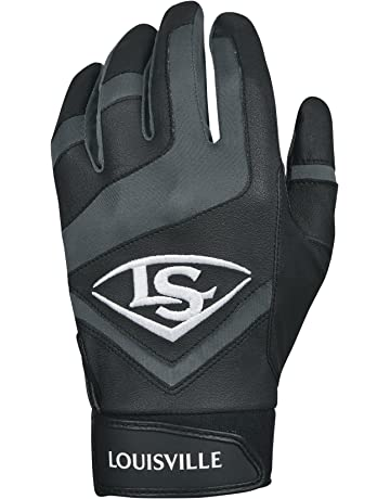 061fe3bd898 Louisville Slugger Genuine Adult Batting Gloves