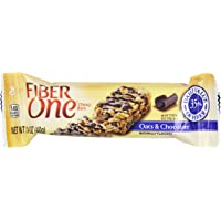 Fiber One Oats and Chocolate Chewy Bars, 36 Count, 50.4 Oz