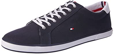 b3dbacd52adc24 Tommy Hilfiger Men s Flag Trainers