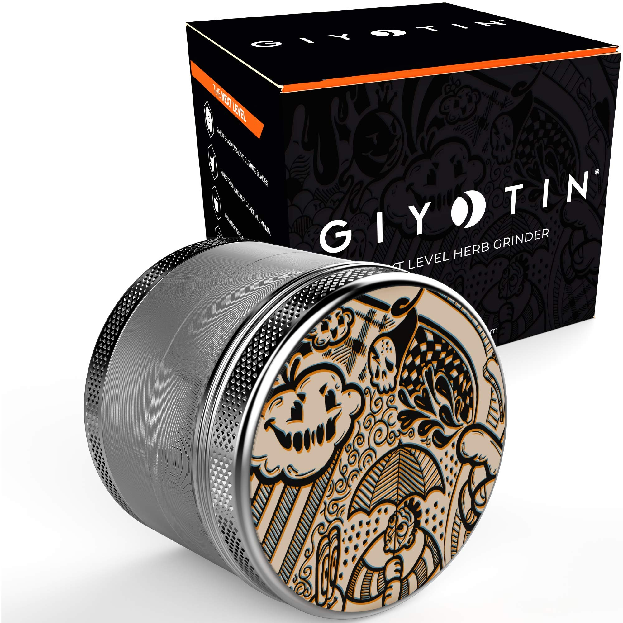 Check out our huge collection of Cannabis Grinders :Tobacco grinders,Weed Grinders and much more Grinder related products Hand-Picked just for you from Amazon.com