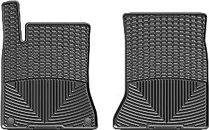 WeatherTech All-Weather Floor Mats for CLA-Class/GLA-Class - 1st Row - W402 (Black)