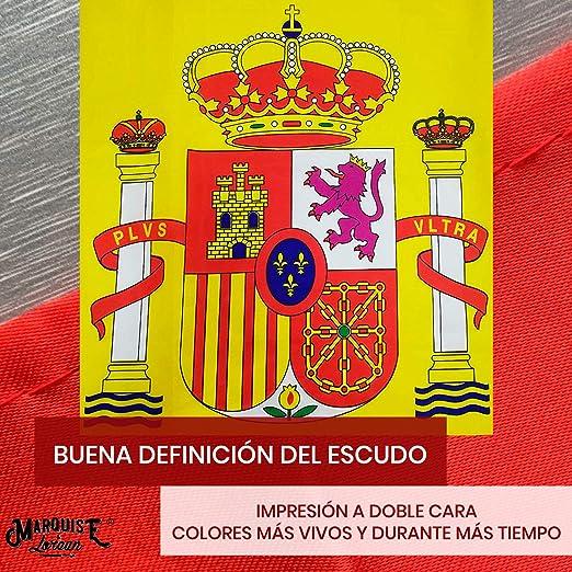 Bandera De España y Española Grande Súper Resistente ...