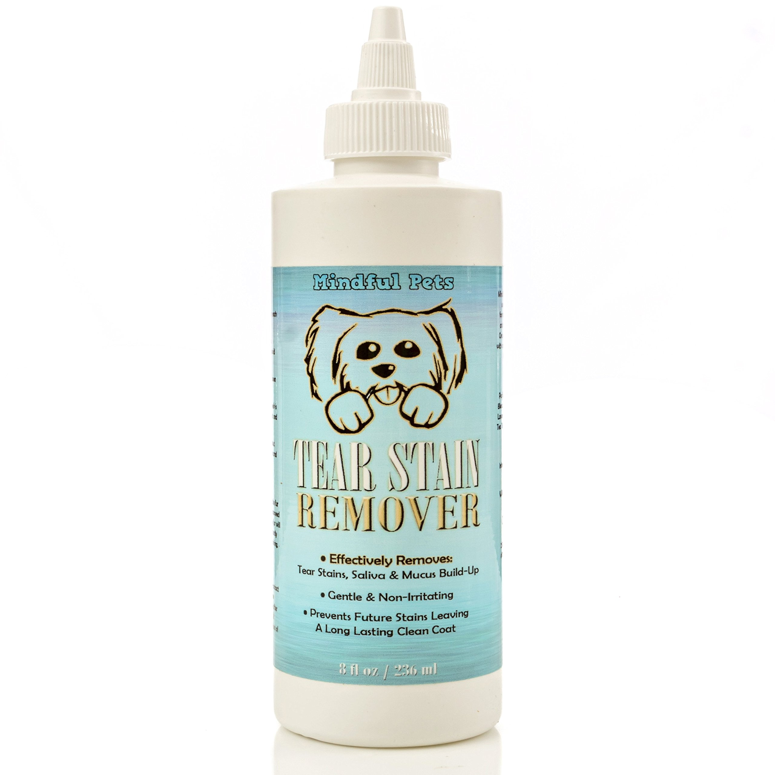Mindful Pets Dog Tear Stain Remover 8 oz