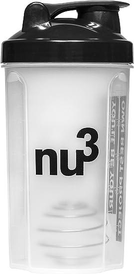 shaker para protenas u ml u agitador de plstico para batidos protenicos bebidas de