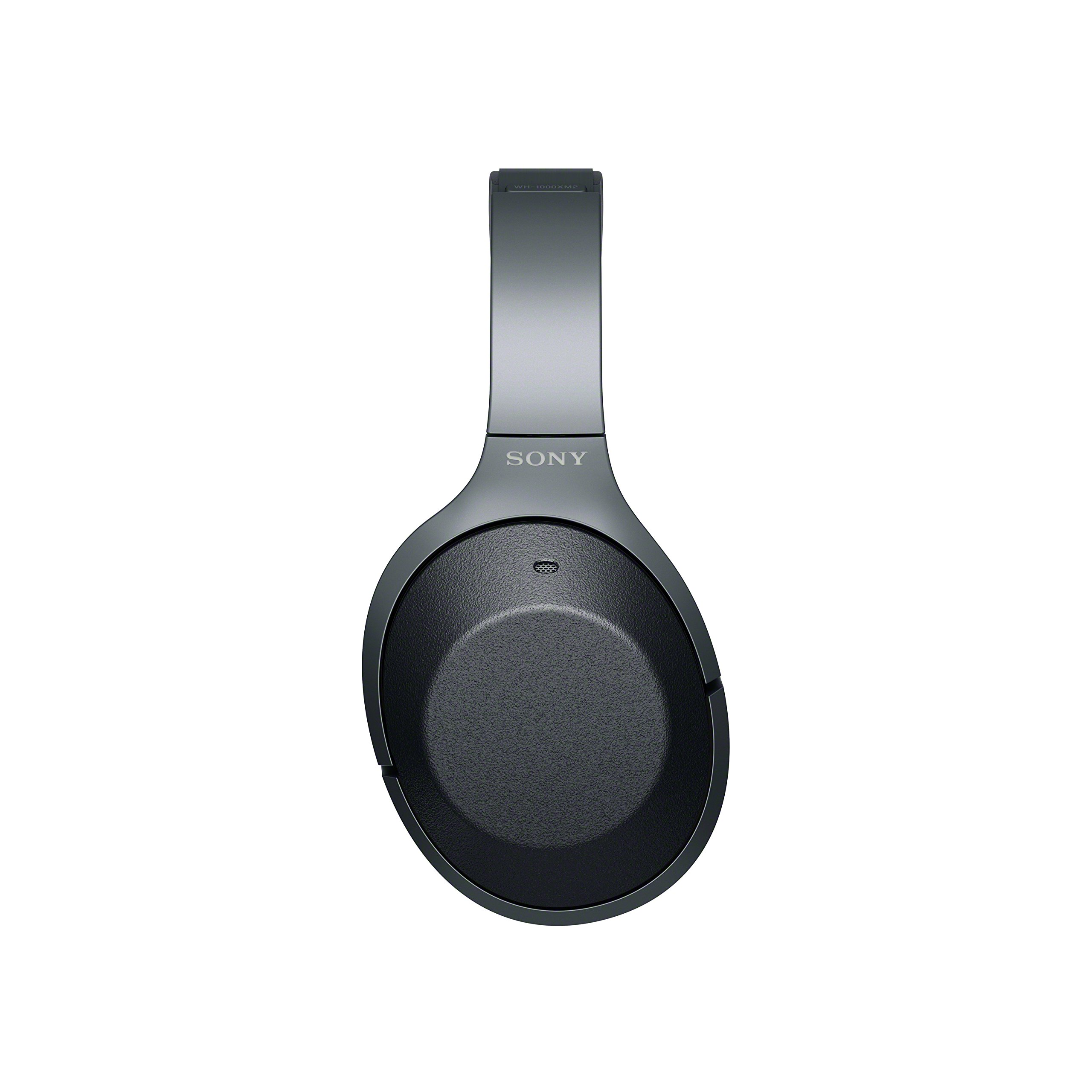 Sony Noise Cancelling Headphones WH1000XM2: Over Ear Wireless Bluetooth Headphones with Case - Black by Sony (Image #3)
