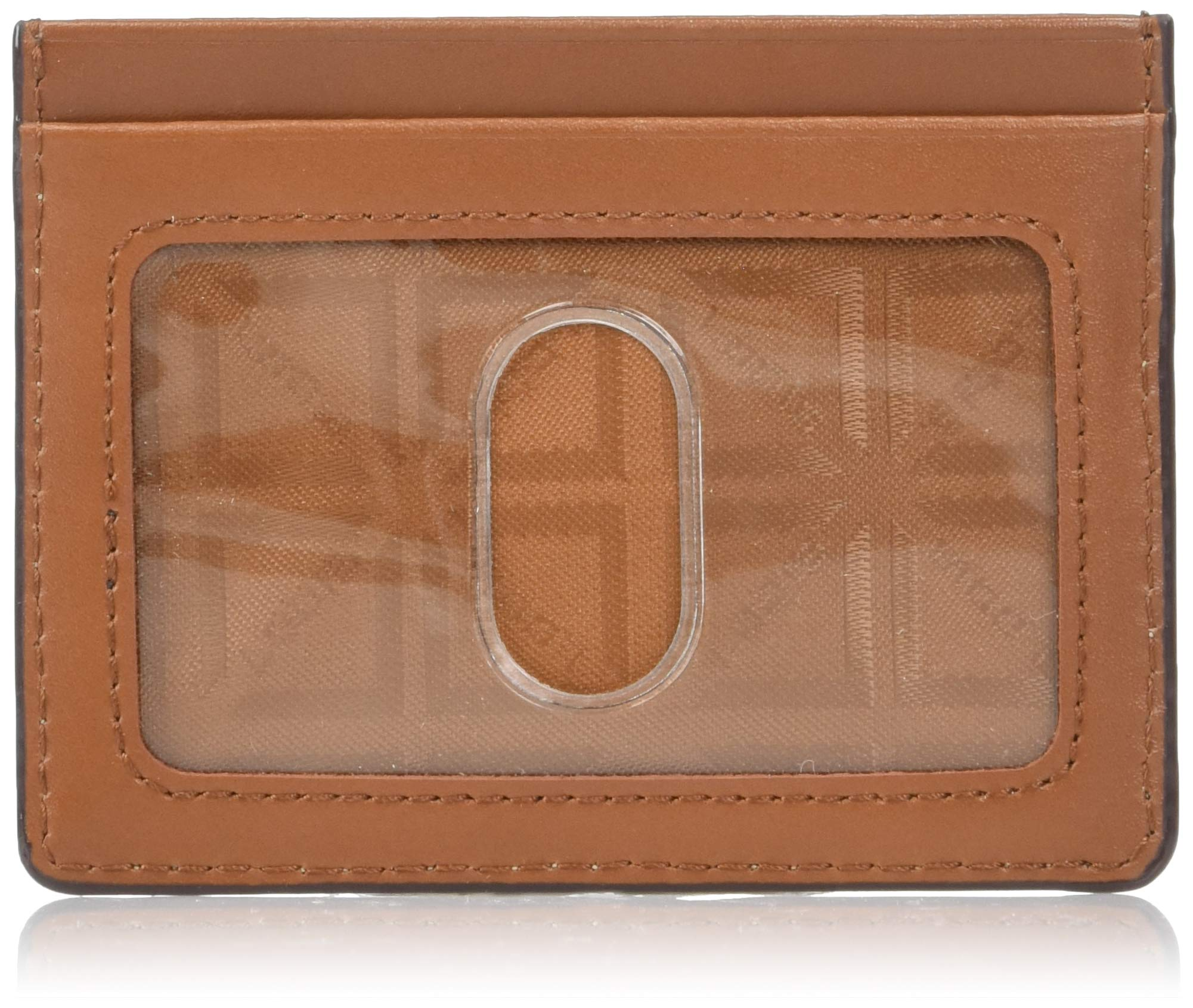 Lodis Audrey RFID Mini ID Card Case, sequoia/papaya by Lodis