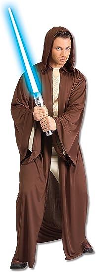Rubie\u0027s Costume Star Wars Adult Hooded Jedi Robe Costume