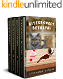 Spirited Sweets Mysteries: Books 1-4 (Spirited Sweets Paranormal Cozy Mystery)