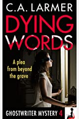 Dying Words (A Ghostwriter Mystery Book 4) Kindle Edition