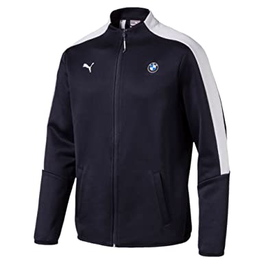 a265785e Puma BMW Motorsport T7 Track Jacket at Amazon Men's Clothing store:
