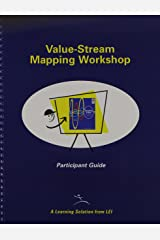 VSM Participant Guide for Training to See: A Value Stream Mapping Workshop Spiral-bound