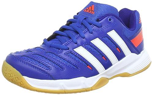 adidas Performance Essence 10.1 - Zapatillas deportivas para interior de material sintético hombre, color azul