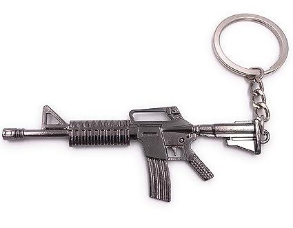 H-Customs Remolque de la Llavero del Arma de la Pistola del ...