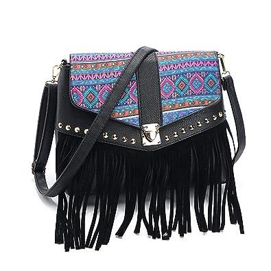 KDHJJOLY Practical bags handbags women famous brands 2016 fringe tassel bag  female bolsas de marca fashion 0c76d43851b96