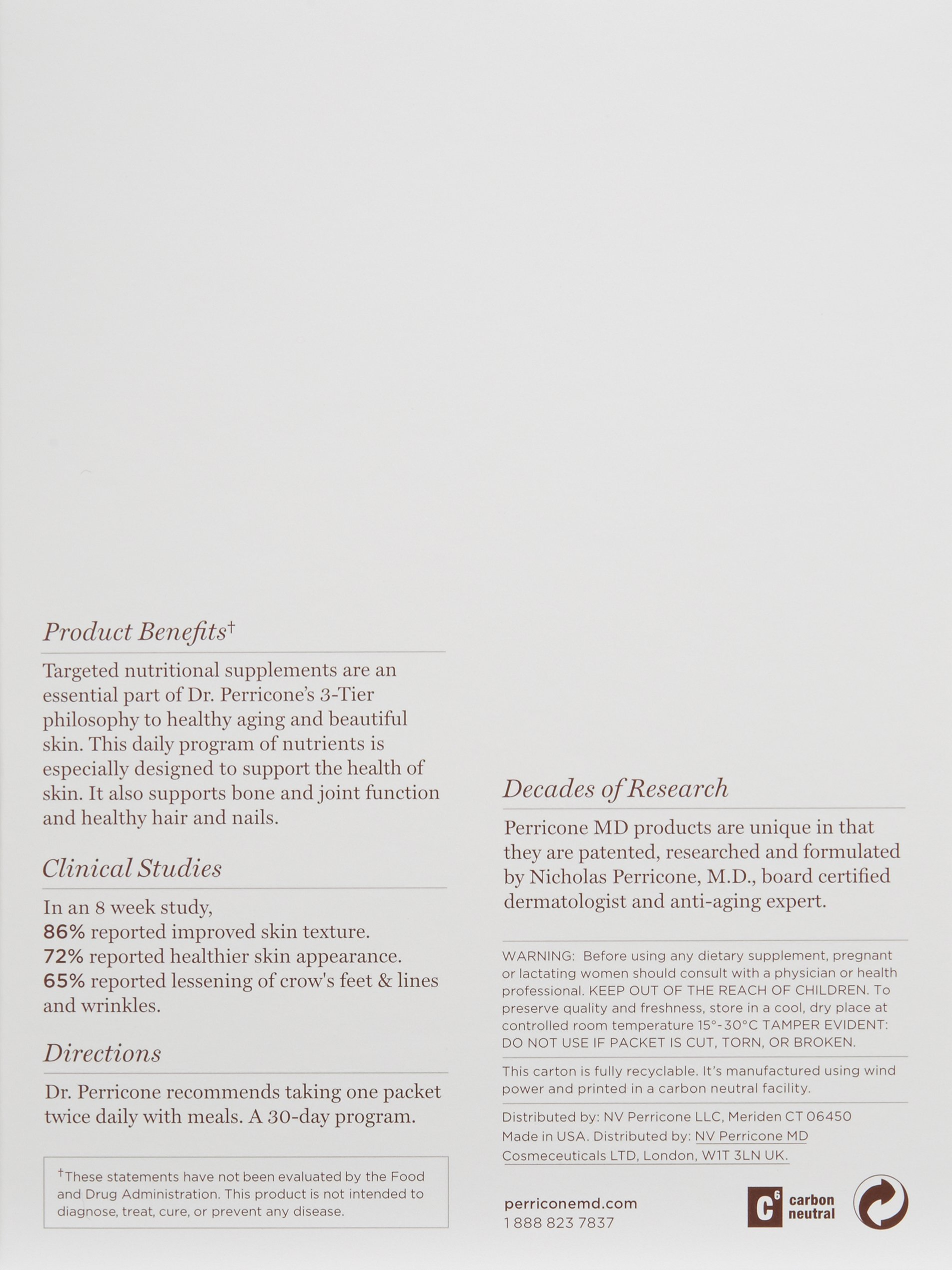 Perricone MD Skin & Total Body Supplements by Perricone MD (Image #2)