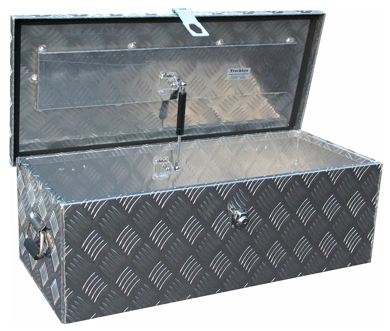 *Truckbox D055 Werkzeugkasten, Deichselbox, Transportbox, Alubox, Alukoffer*