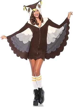 Leg Avenue 85500 - Disfraz de búho Cozy: Amazon.es: Juguetes y juegos