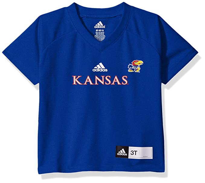 a1f08126c7564 Amazon.com : Outerstuff NCAA Kansas Jayhawks Toddler Player ...