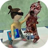 open world zombie games - Nerd vs Zombies