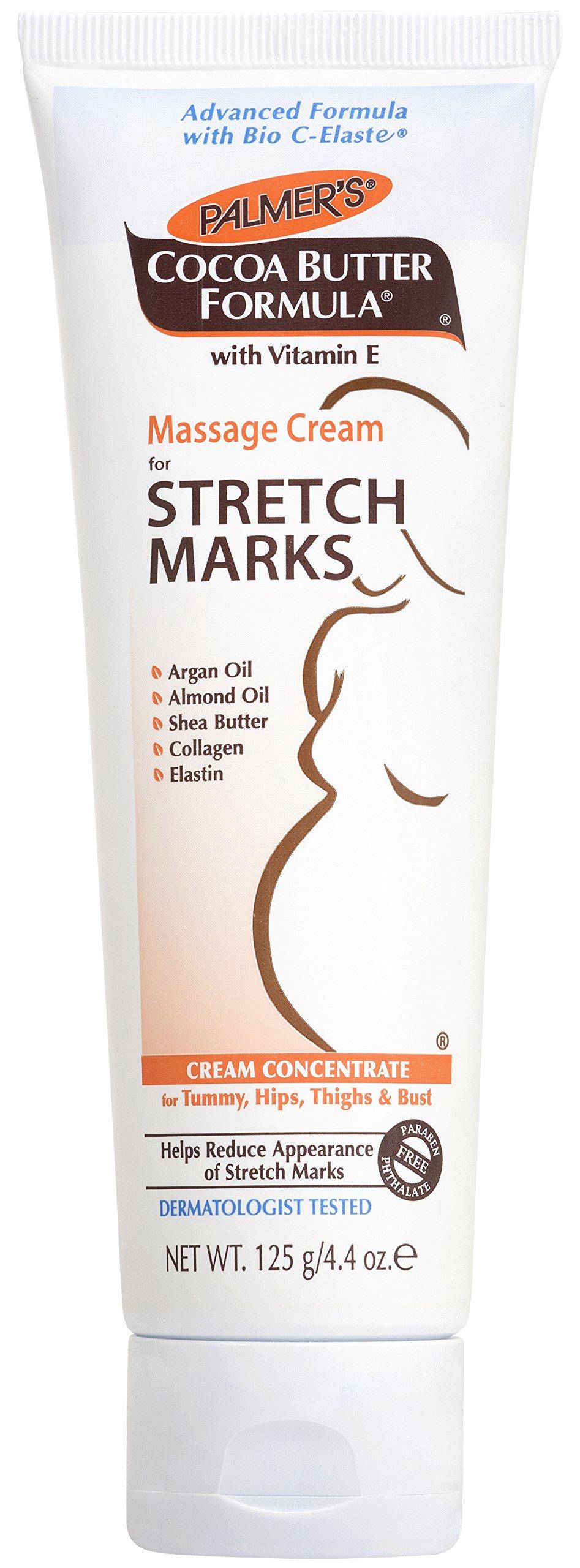 Palmer's Cocoa Butter Formula Massage Cream for Stretch Marks, 4.4 Oz