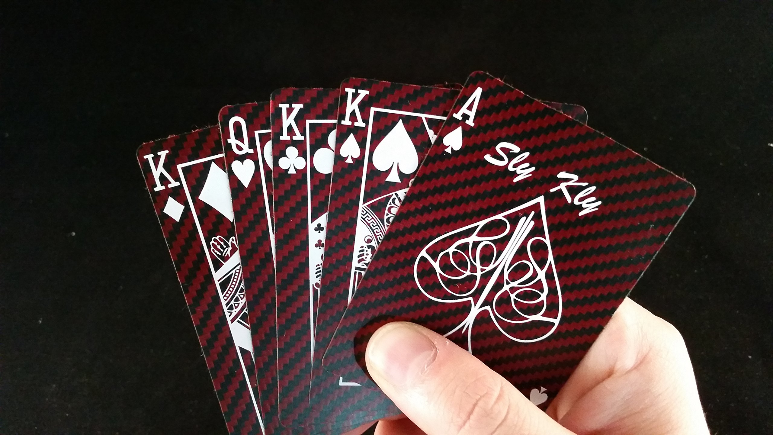 Kevlar Playing Cards