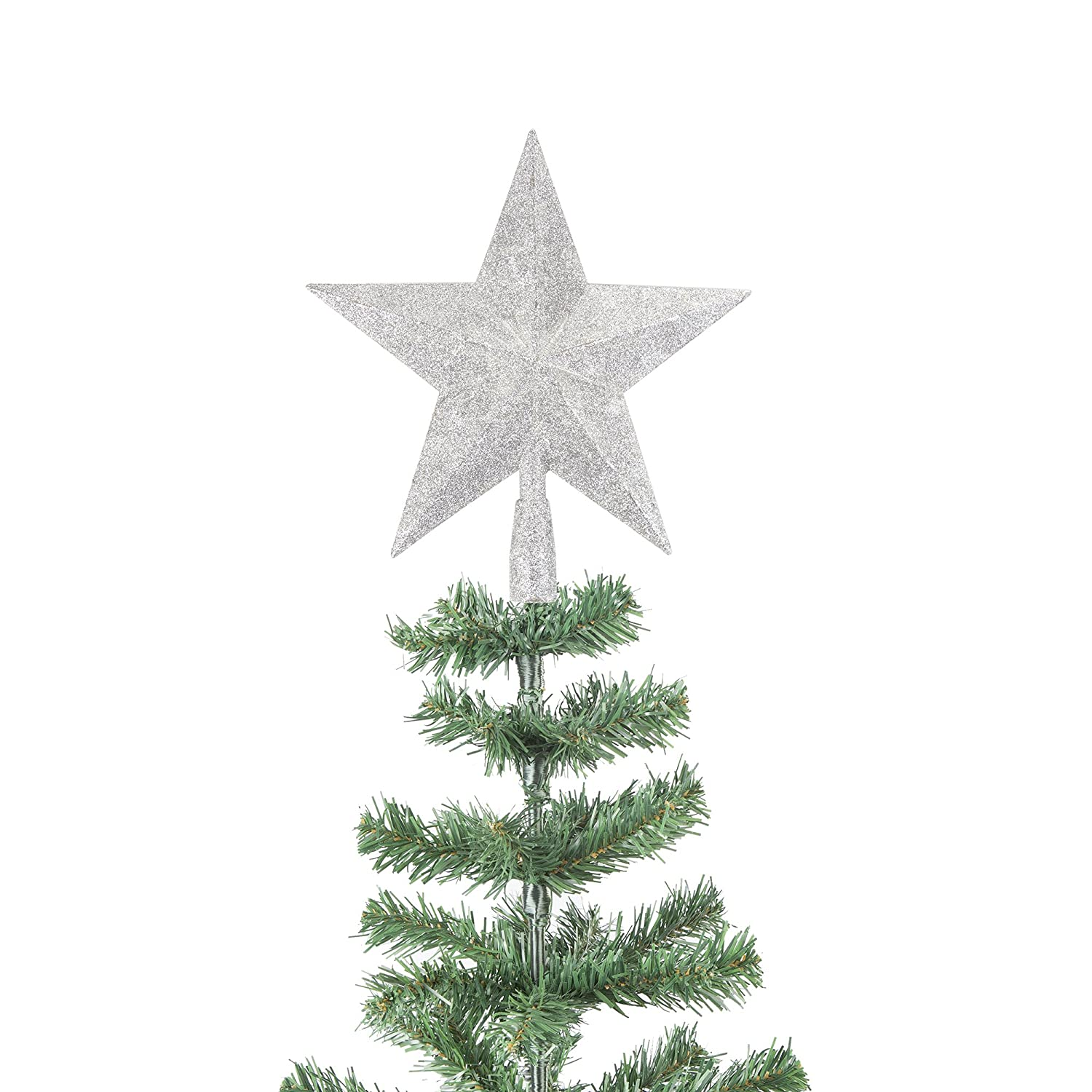 PACK OF 12 ICICLE CHRISTMAS TREE DECORATIONS Wish List For You ®