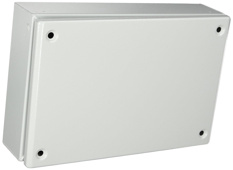200 x 300 x 80 mm Schneider NSYSBM20308 Flache Geh/äuse IP66 IK10 RAL7035
